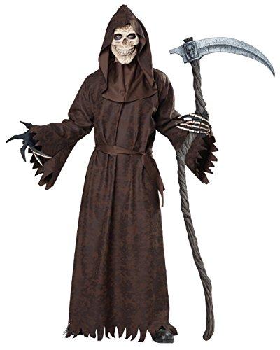 California Costumes Men's Ancient Reaper, Brown, Large/X-Large