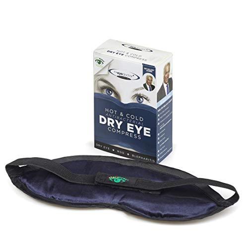 The Eye Doctor Essential – Antibacterial Hot Eye Compress Heat Bag...