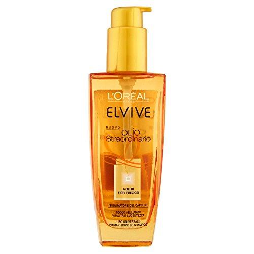 L'Oréal Paris Elvive Außergewöhnliches Öl, pflegend, 100 ml für normales und trockenes Haar