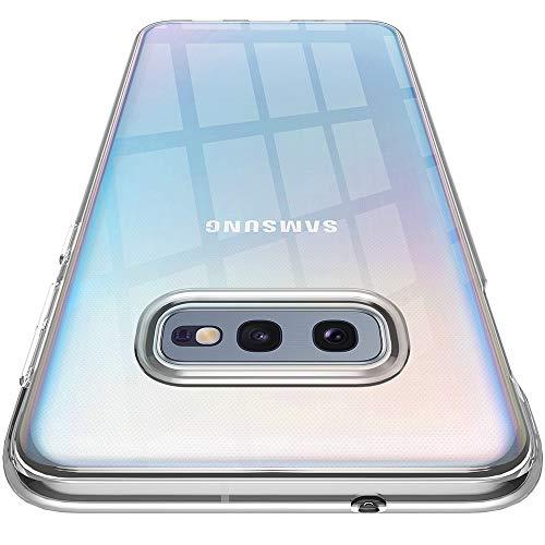 Spigen 609CS25833 Liquid Crystal Kompatibel mit Samsung Galaxy S10e Hülle, Transparent TPU Silikon Handyhülle Schutzhülle Case Crystal Clear