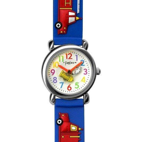 12 Stück Party Favor Jelly Band Uhren Charaktere Cartoon Jungen Mädchen + Batterien