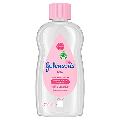 Johnsons Baby Oil x 200ml