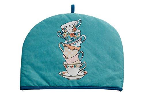 Premier Housewares Pretty Things Tea Cosy, Tessuto, Multicolore, 2 x 33 x 27 cm