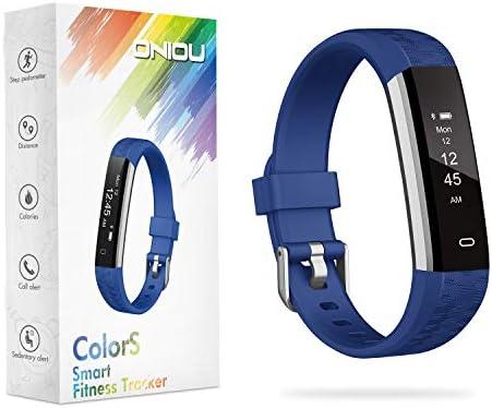 ONIOU Kids Fitness Tracker Watch IP67 Waterproof Activity Tracker with Sleep Monitor Alarm Clock product image