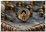 Anillo de Scarab, joyería de Scarab, joyas antiguas de Egipto, joyería egipcia, anillo de Scarab egipcio, anillo de escarabajo para hombre, un hermoso regalo