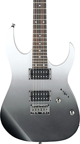 Ibanez RG421 Electric Guitar Pearl Black Fade Metallic