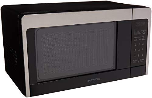 Daewoo KOR-665 Horno de Microondas, color Negro