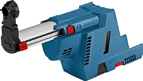 Bosch Professional 18V System Akku Staubabsaugung GDE 18V-16 (kompatibel mit allen GBH 18V-26-SDS plus-Ausführungen, im Karton)