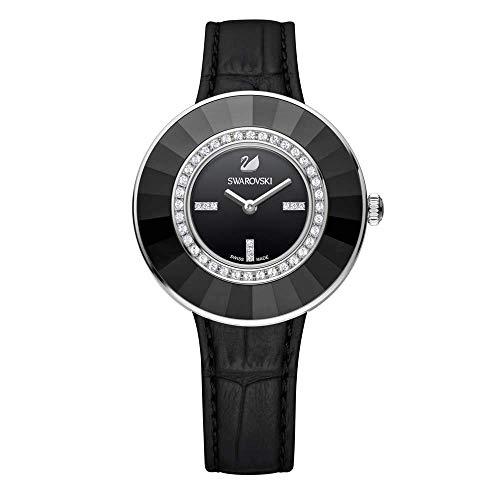 Swarovski Reloj analogico para Mujer de Cuarzo con Correa en Piel 5182252
