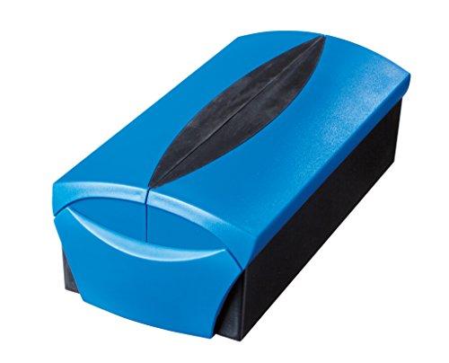 HAN tarjetero mhraqvs New colours para hasta 500 de tarjetas, color New Colours blau