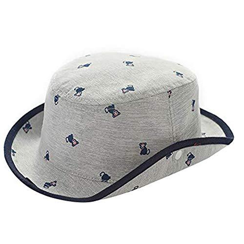 Youkara Sombrero de los Niños Sombrero de Vaquero para Bebé Bebé Pr
