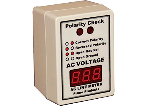 Prime Products - 788530 12-4058 AC Power Line Monitor