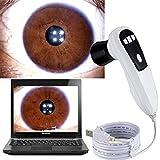 JYTOP EH-660U analizador de escáner de Iris USB Eye Iriscope Iridology Camera 5.0 MP 4 LED / 2 LED Iris Analyzer Iridoscope + Pro Soft