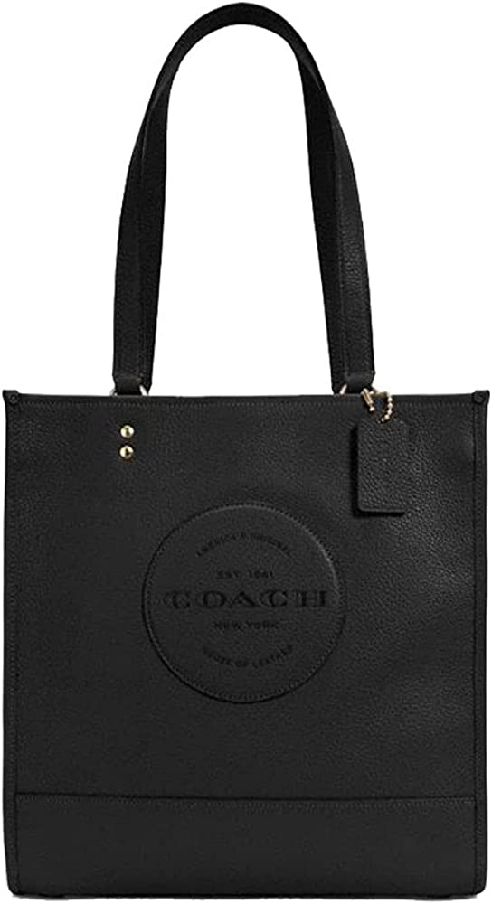 Coach Dempsey Tote With Patch