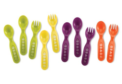 Beaba Spoon and Fork Set