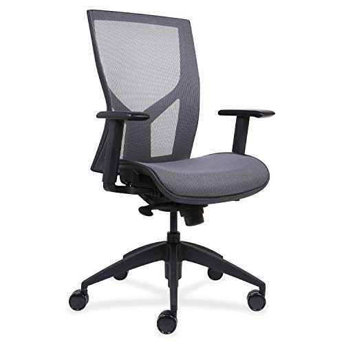 Lorell USA Seating Justice Chair, 42.8