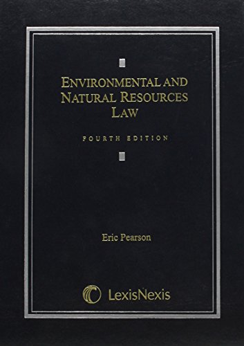 Environmental & Natural Resources Law
