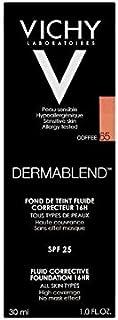 Vichy Dermablend Fluid Corrective Foundation Coffee 65 (30ml