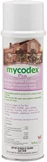 Veterinary Products Labiratories Mycodex Plus Environmental Control Aerosol Household Spray (16 oz)