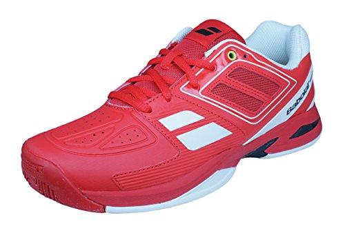 Babolat Propulse Team BPM Kinder Tennisschuhe-Red-36