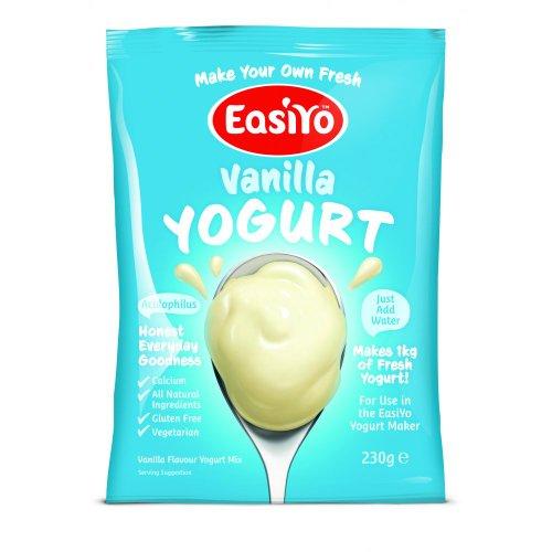 Easiyo Everyday Yogurts Range Vanilla
