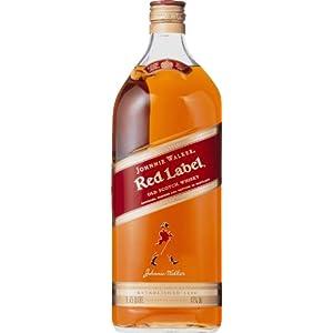 【販売量世界No.1 スコッチウイスキー】ジョニーウォーカー レッドラベル [ ウイスキー イギリス 1750ml ]