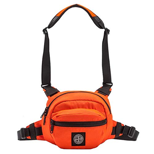 LSXX Functionele stijl borstzak, polyester borstzak, outdoor riem tas, borst apparatuur tas, Hardloopband, Fitness riem