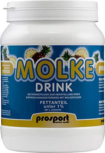 Prosport - Molke, Geschmacksrichtung: Ananas mit L-Carnitin