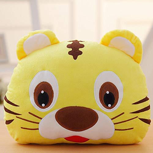 LALLing Cartoon Tiere Plüschtiger Handwärmer Stofftiere Plüschtiger Kissen Decke Geburtstagsgeschenke für Kinder Mädchen
