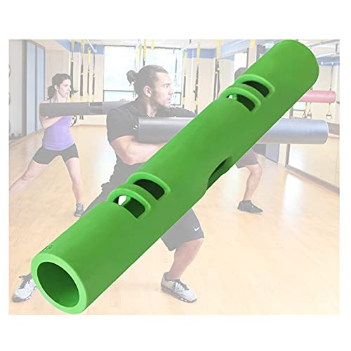 XPZ Tubo di Formazione Fitness DPR, Attrezzature per Il Fitness per La Forza di Formazione del Peso del Peso, 2-12 kg (Color : Green, Size : 4KG)
