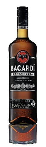 Bacardi Bacardi Carta Negra 40º - 1000 ml