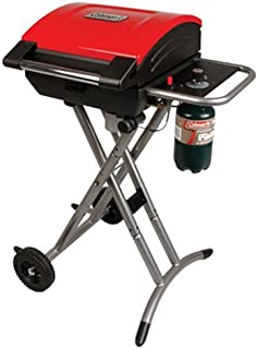 Coleman 2000014018 Barbecue Grill, LP, Portable, 8,500 BTU,