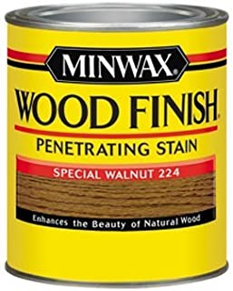 Best minwax special walnut stain Reviews