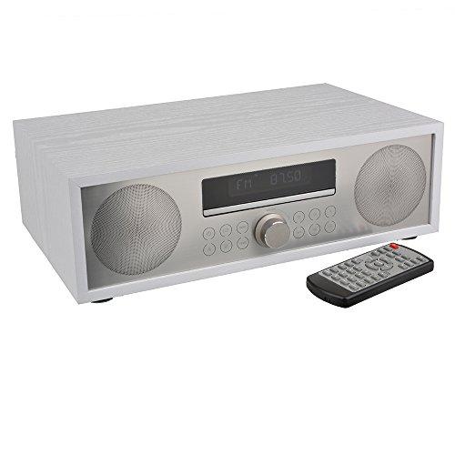 TERRIS CD-Mikroanlage MCD 264 Stereo Radio Bluetooth CD Streaming USB 2.0