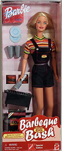 Route 66 Barbeque Bash Barbie