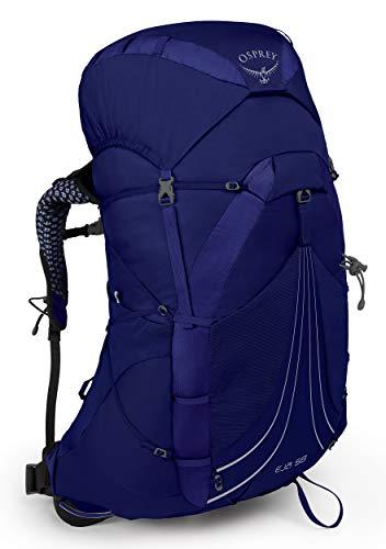 Osprey Eja 58 leichter Trekkingrucksack für Frauen - Equinox Blue (WM)