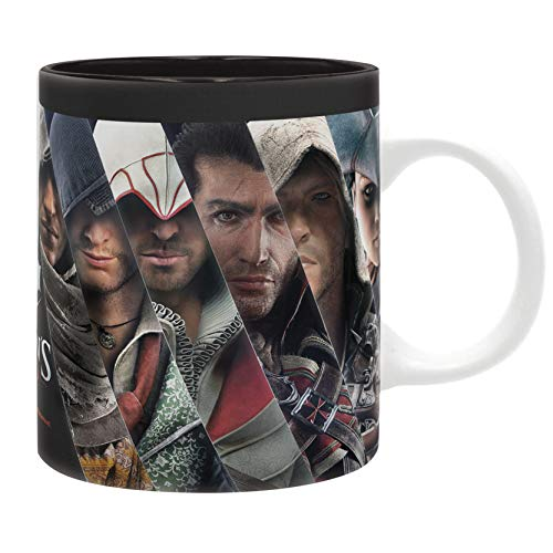 ABYstyle - ASSASSIN'S CREED - Tasse - 320 ml -