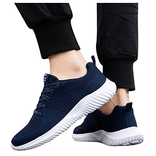 Briskorry Scarpe da ginnastica da uomo, traspiranti, da corsa, da trekking, per attività all aria aperta, da corsa, da tennis, per il tempo libero, leggere