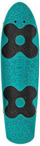 Choke. Spicy Sabrina Supercruiser Vinyl Skateboard waldgrün waldgrün, Standard