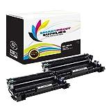 Smart Print Supplies Compatible DR820 Drum Unit Replacement for Brother HL-L5000 5100 5200 6200 6250 6300 6400, DCP-L5500 5600 5650, MFC-L5700 5800 5850 5900 6700 6800 Printers (30,000 Pages) - 2 Pack