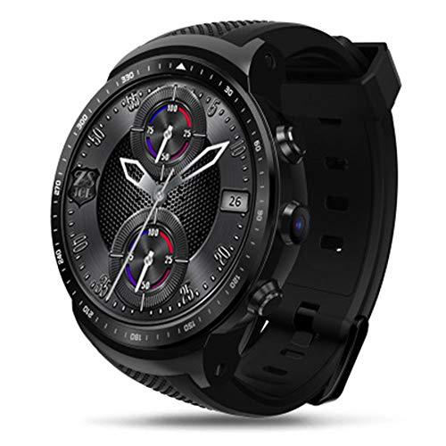ZWW Zeblaze Thor PRO 3G Wmart Watch GPS Wifi Smartwatch 1.53Inch Android5.1 Men's Watch MTK6580 1.0Ghz 1GB + 16GB Smart Watch Wearable