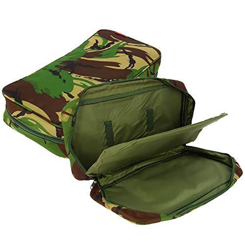 DPM Camo Carp Coarse Fishing Luggage Carryall Bag Holdall Multi Listing Barrow Cases Tackle (5) Buzz Bar Bag)