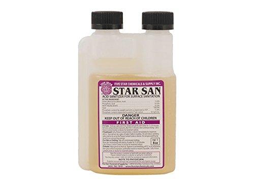Star San - 8 oz (Pack of 2)