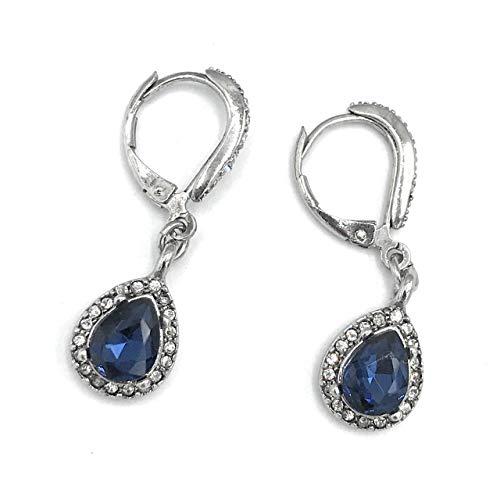 Chloe + Isabel Etheral Crystal Drop Earrings