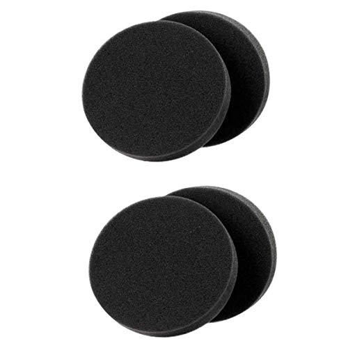 KTZAJO Filtro premotor de 4 piezas para aspiradora vertical sin bolsa, filtros de esponja lavables 1608225