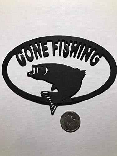2 Fish Premade PAPER Die Cuts Scrapbook /& Card Making