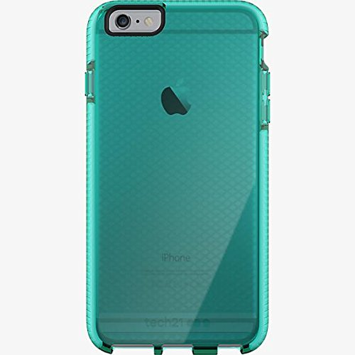 Tech21 Evo Check for Apple iPhone 6 Plus / iPhone 6s Plus - Aqua