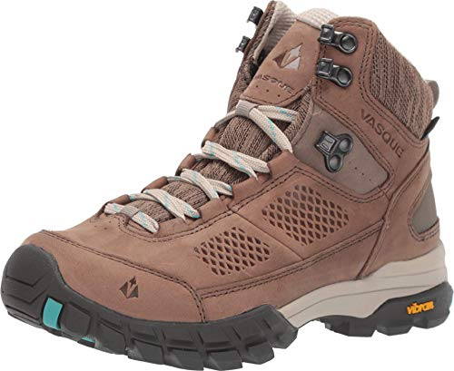 Vasque Women's Talus at UD Mid Hiking Boot, Brindle/Baltic, 6