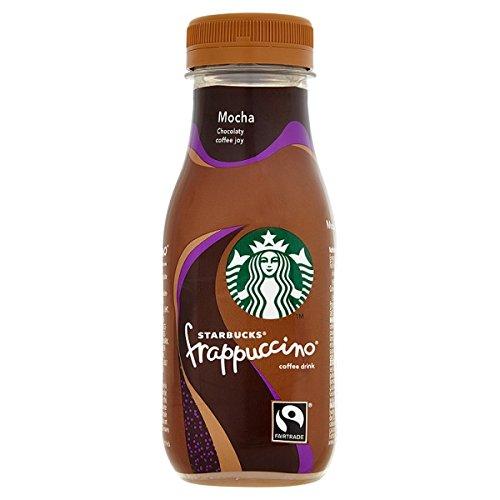 Starbucks Fairtrade Frappuccino koffie drinken Mokka 250ml (Pack van 8 x 250ml)