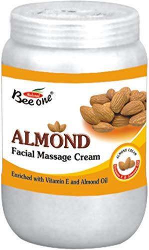Beeone Almond Massage Cream, 900 ml